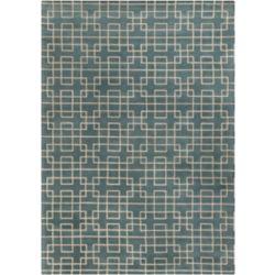 Artistic Weavers Carpette d'intérieur, 8 pi x 11 pi, style contemporain, rectangulaire, gris Ipatinga
