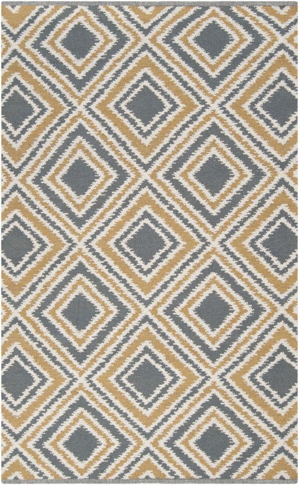 Parana Grey 8 ft. x 11 ft. Indoor Transitional Rectangular Area Rug