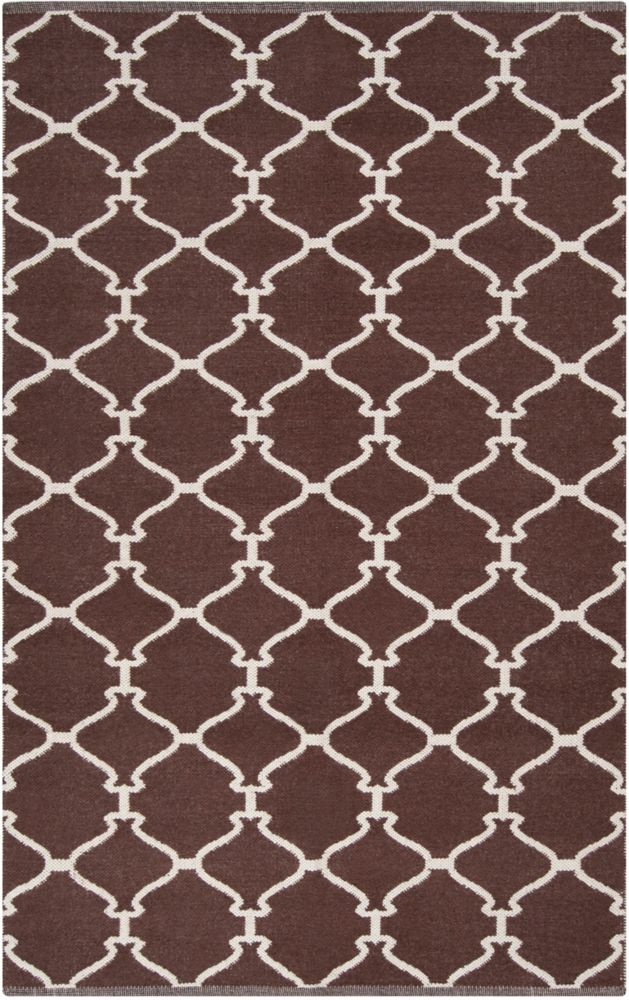 Artistic Weavers Fortaleza Brown 2 ft. x 3 ft. Indoor Transitional Rectangular Accent Rug