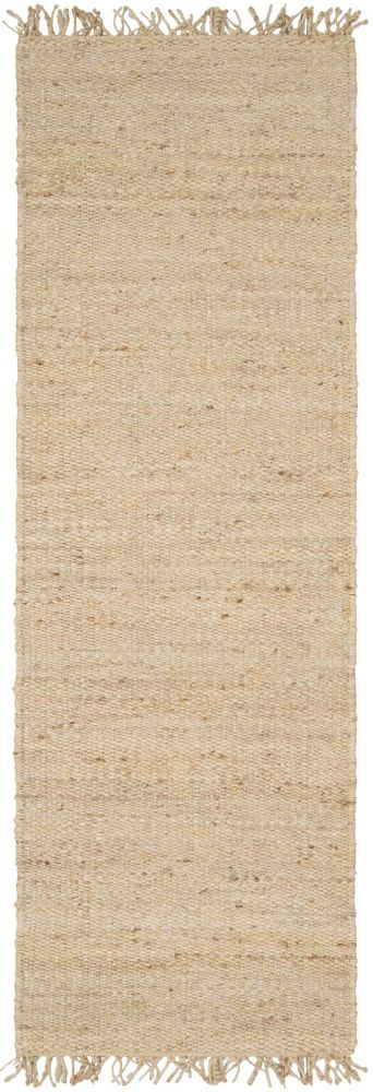 Artistic Weavers Goana Beige Tan 2 ft. 6-inch x 7 ft. 6-inch Indoor Textured Runner