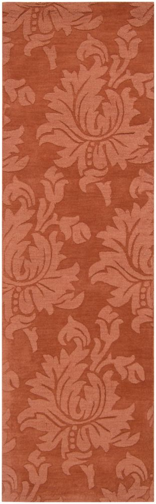 Mapire Coral Wool Runner - 2 Ft. 6 In. x 8 Ft. Area Rug