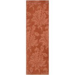 Artistic Weavers Mapire Orange 2 ft. 6-inch x 8 ft. Indoor Contemporary Runner