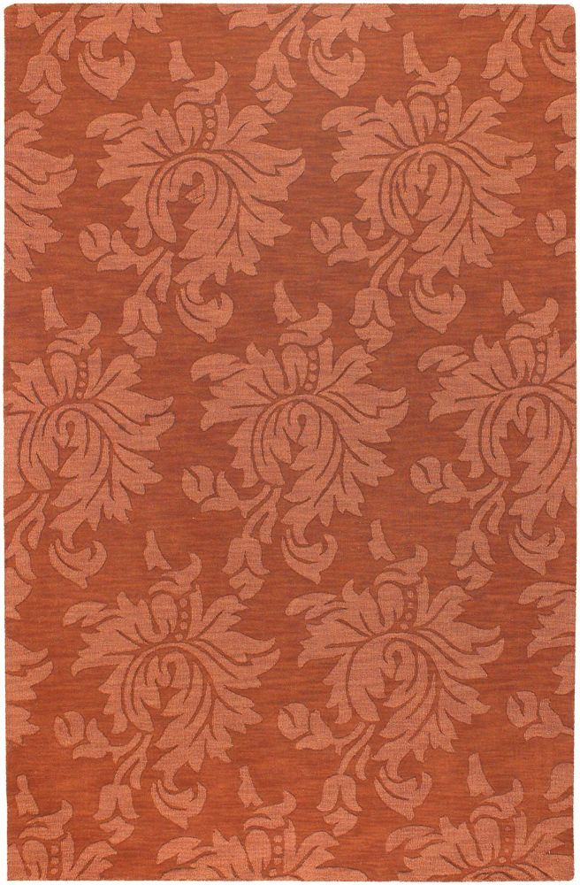 Mapire Coral Wool - 5 Ft. x 8 Ft. Area Rug Mapire-C in Canada