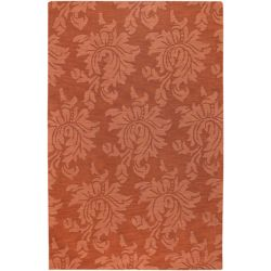 Artistic Weavers Mapire Orange 8 ft. x 11 ft. Indoor Contemporary Rectangular Area Rug