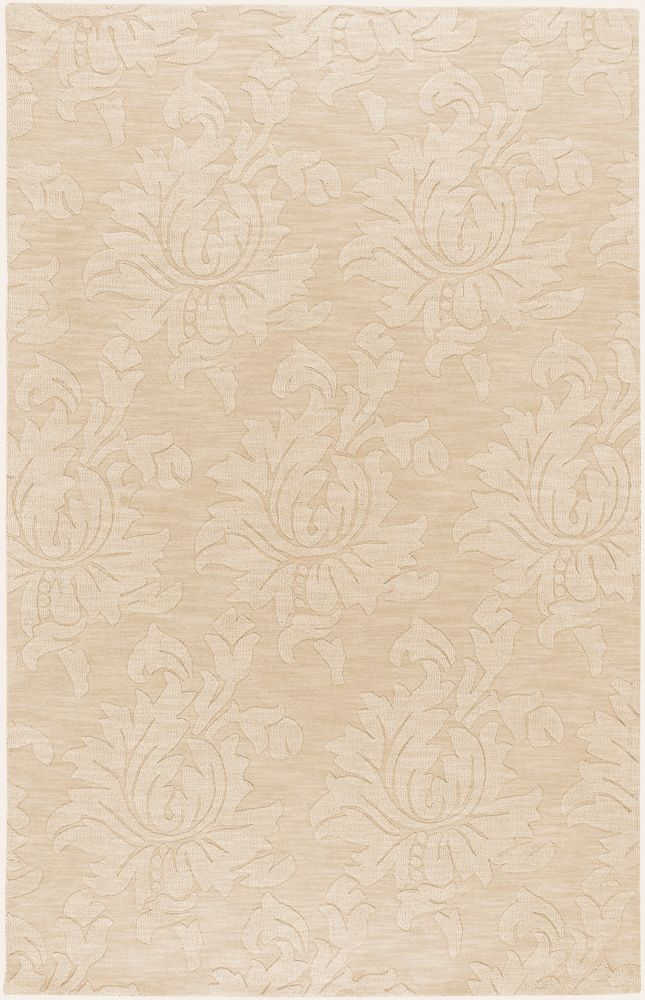 Parigua Ivory Wool  - 8 Ft. x 11 Ft. Area Rug