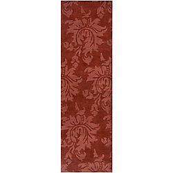 Artistic Weavers Pirita Red 2 ft. 6-inch x 8 ft. Indoor Contemporary Runner