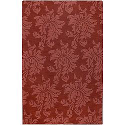 Artistic Weavers Pirita Red 8 ft. x 11 ft. Indoor Contemporary Rectangular Area Rug