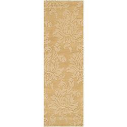 Artistic Weavers Tapis de passage d'intérieur, 2 pi 6 po x 8 pi, style contemporain, havane Mazata