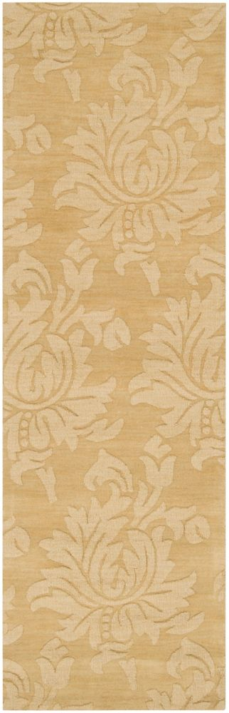 Artistic Weavers Mazata Beige Tan 2 ft. 6-inch x 8 ft. Indoor Contemporary Runner
