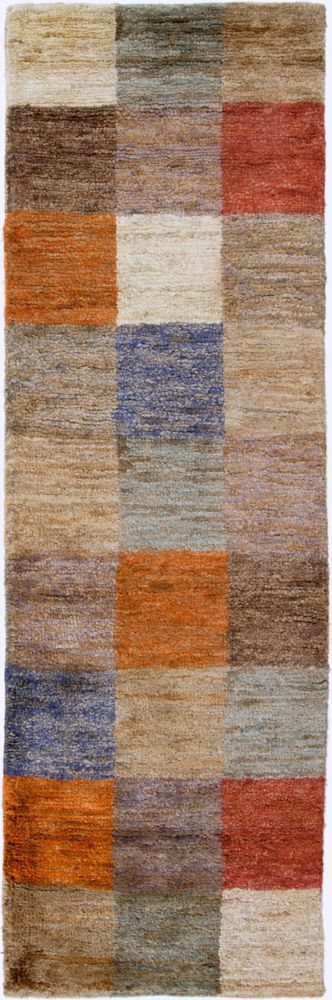 Takami Tan Hemp Runner - 2 Ft. 6 In. x 8 Ft. Area Rug Takami-B in Canada