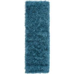 Artistic Weavers Gualla Blue 2 ft. 6-inch x 8 ft. Indoor Transitional Runner