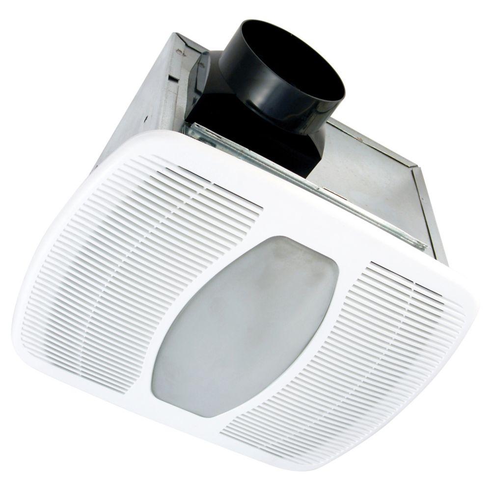 Air king ltd quiet zone energy star exhaust fan w light for Zone 0 bathroom extractor fan