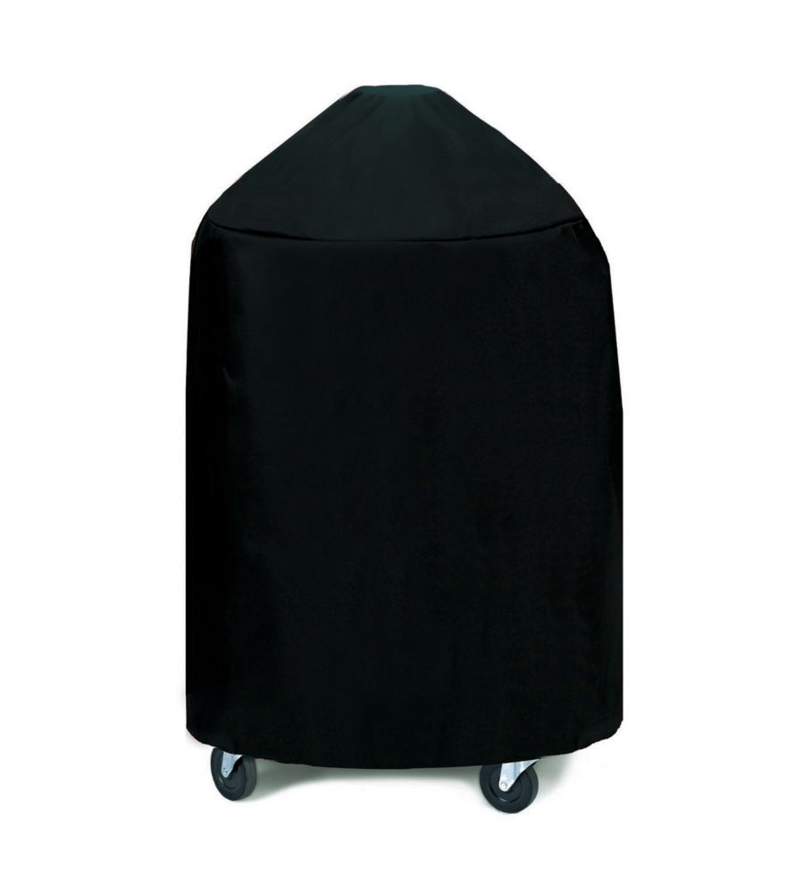 Round Or Egg Style -Black Grill Cover - 29 Inches