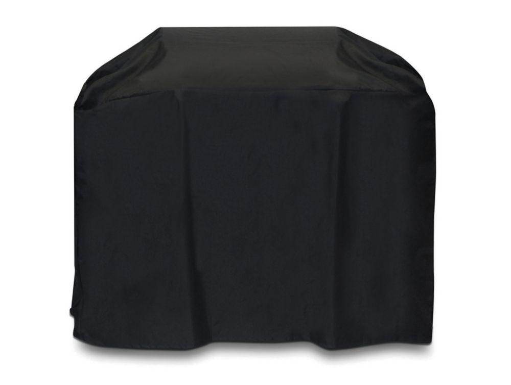 Cart Style, Black Grill Cover - 54 Inches