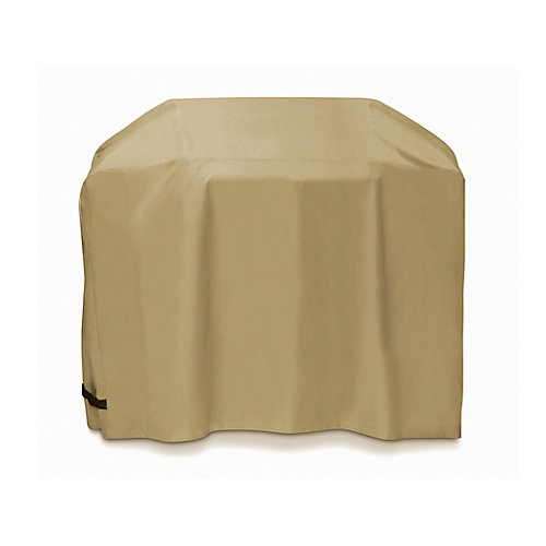 Cart Style, Khaki BBQ Cover - 54-inch