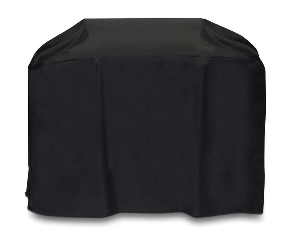 Cart Style, Black Grill Cover - 60 Inches