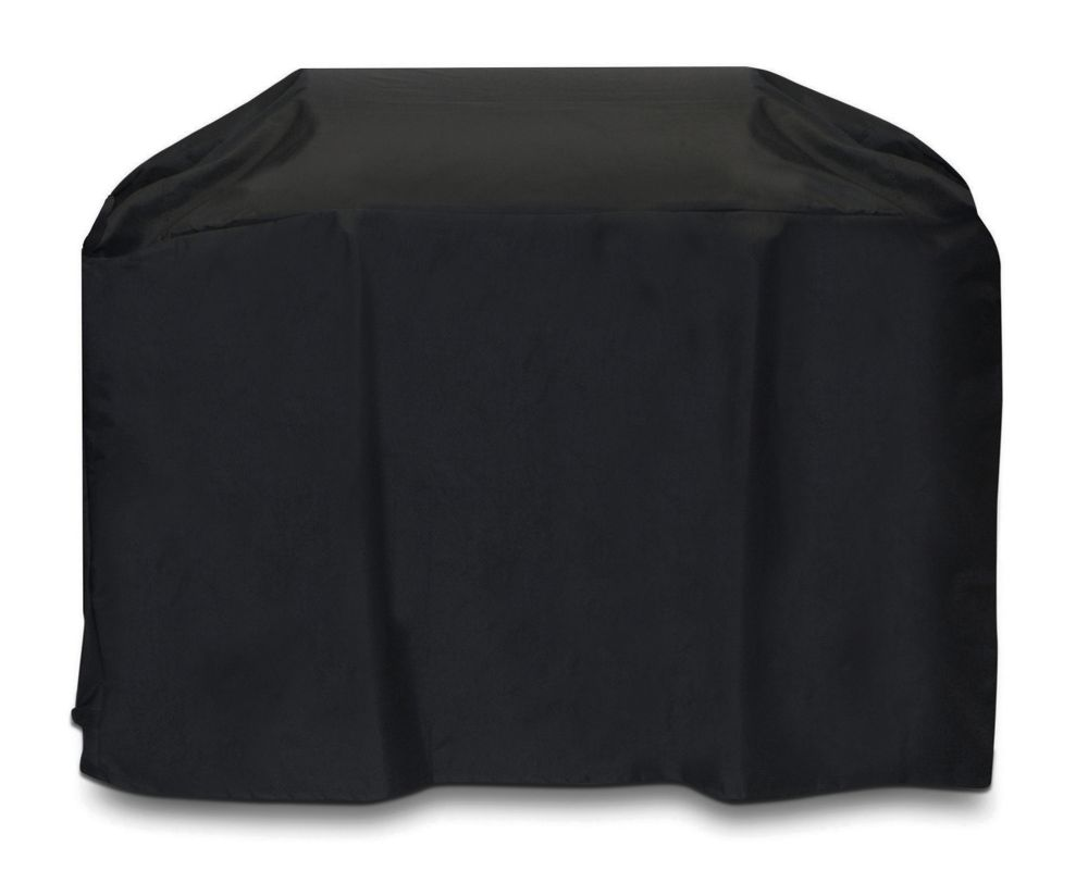 Cart Style, Black Grill Cover -72 Inches