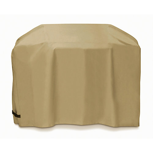 72-inch Cart Style BBQ Cover in Khaki