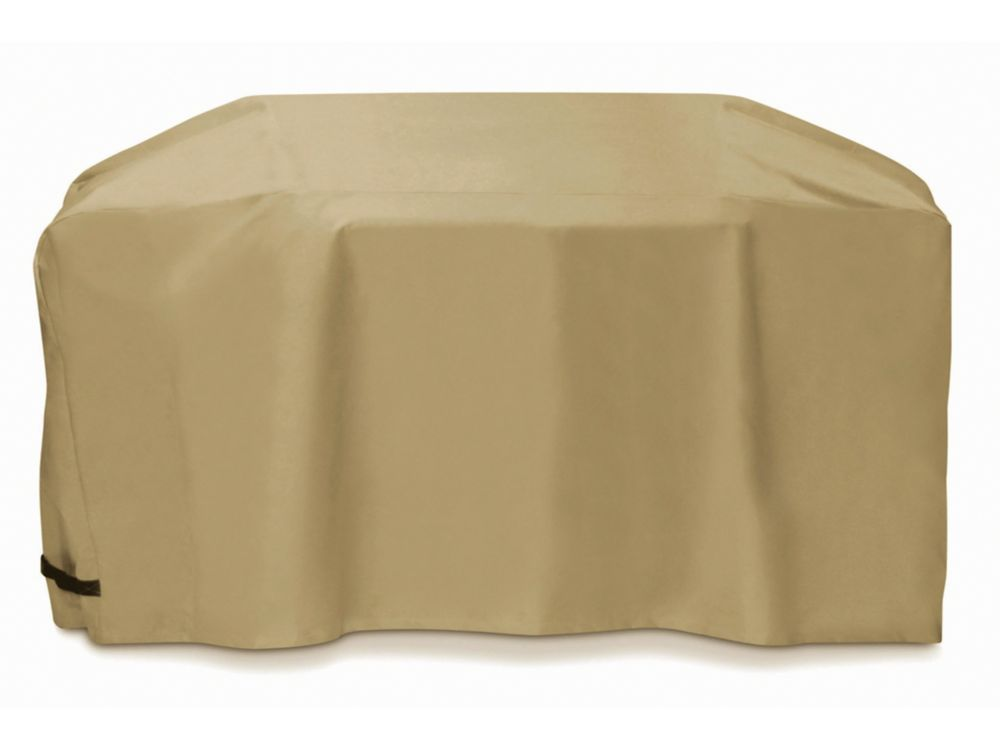 Cart Style, Khaki Grill Cover - 88 Inches