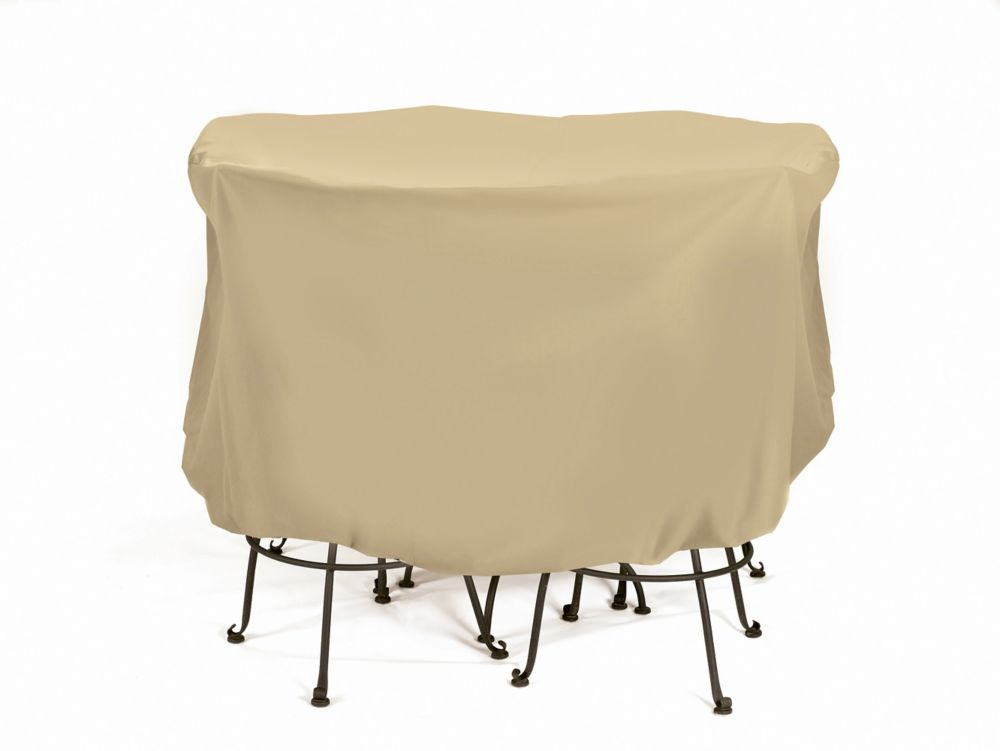 Outdoor Bistro Set Cover in Khaki