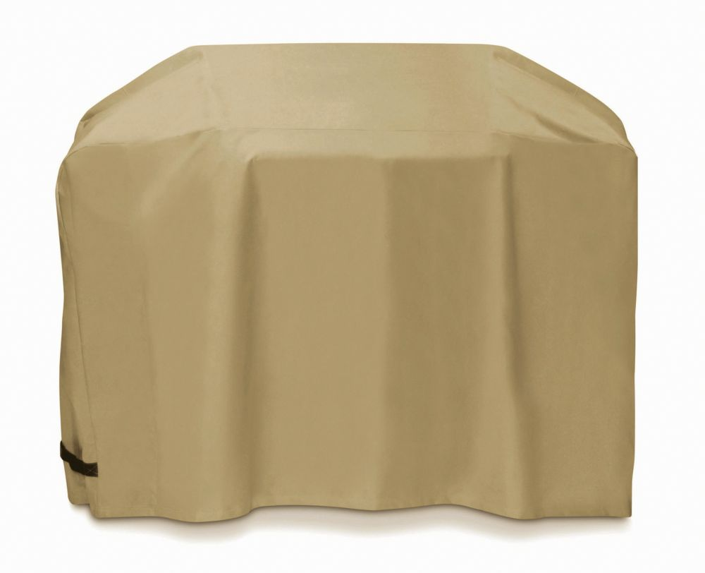 Cart Style, Khaki Grill Cover - 60 Inches