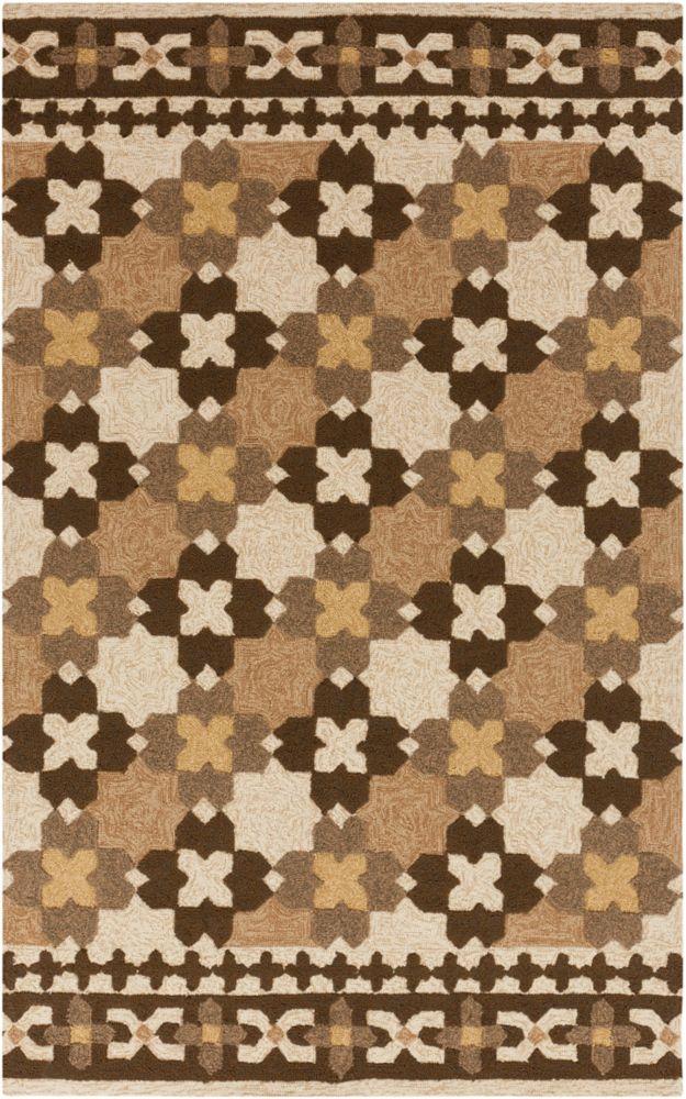 Artistic weavers tapis carpette lacaze panais en for Tapis exterieur 8x10