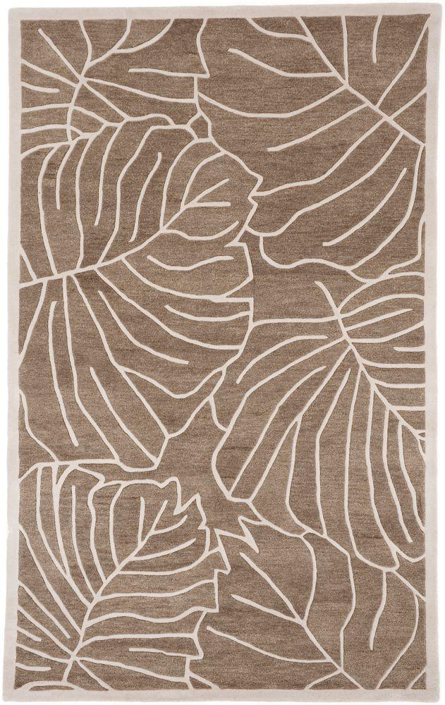 Artistic Weavers Blairmo Beige Tan 5 ft. x 8 ft. Indoor Transitional Rectangular Area Rug