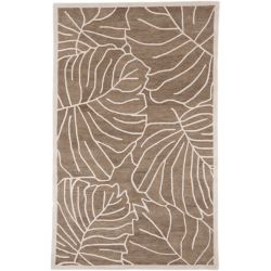 Artistic Weavers Blairmo Beige Tan 5 ft. x 8 ft. Indoor Transitional Rectangular Area Rug