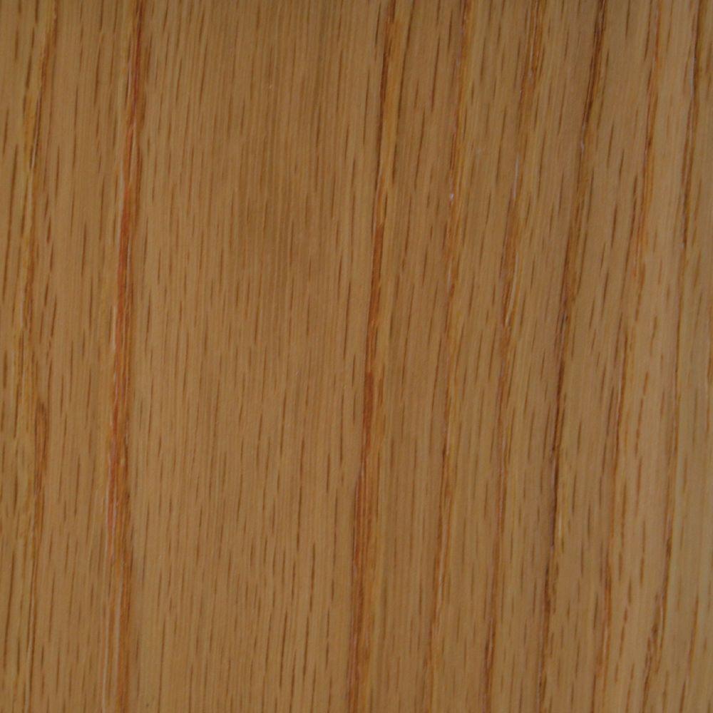 Engineered White Oak Natural Wire Brushed Hardwood Flooring Sample