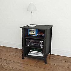 Cabinet de rangement audio Tuxedo