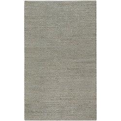 Artistic Weavers Carpette d'intérieur, 8 pi x 11 pi, tissage texturé, rectangulaire, gris Tumatia