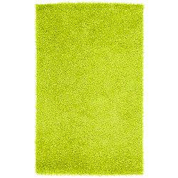 Artistic Weavers Carpette d'intérieur, 9 pi x 10 pi, à poils longs, rectangulaire, vert Vimeria