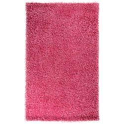 Artistic Weavers Carpette d'intérieur, 1 pi 9 po x 2 pi 10 po, à poils longs, rectangulaire, rose Kewegi