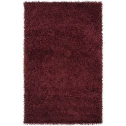 Artistic Weavers Isherta Red 8 ft. x 10 ft. Indoor Shag Rectangular Area Rug
