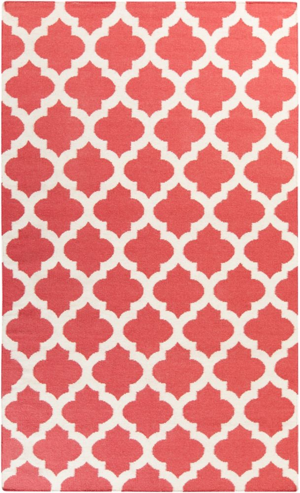 Artistic Weavers Saffre Pink 8 ft. x 11 ft. Indoor Contemporary Rectangular Area Rug