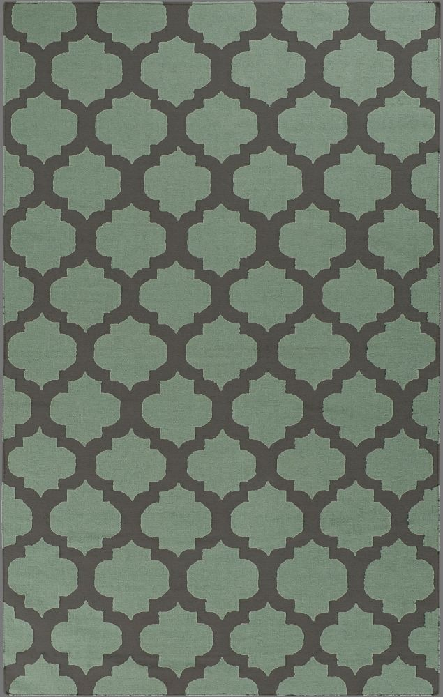 Artistic Weavers Saffre Green 2 ft. x 3 ft. Indoor Contemporary Rectangular Accent Rug