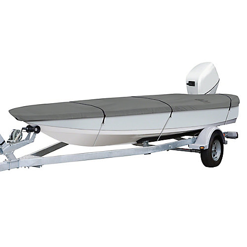 Lunex RS-1 Boat Cover, Fits Boats 14 ft. - 16 ft. L x 75 inch W