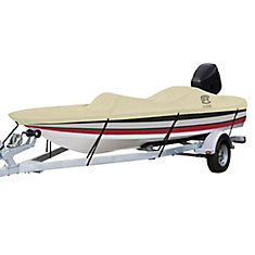 DryGuard Waterproof Boat Cover, Fits Boats 14 ft. - 16 ft. L x 90 inch W