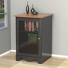 Cabinet audio Pinnacle  - Cerisier et noir