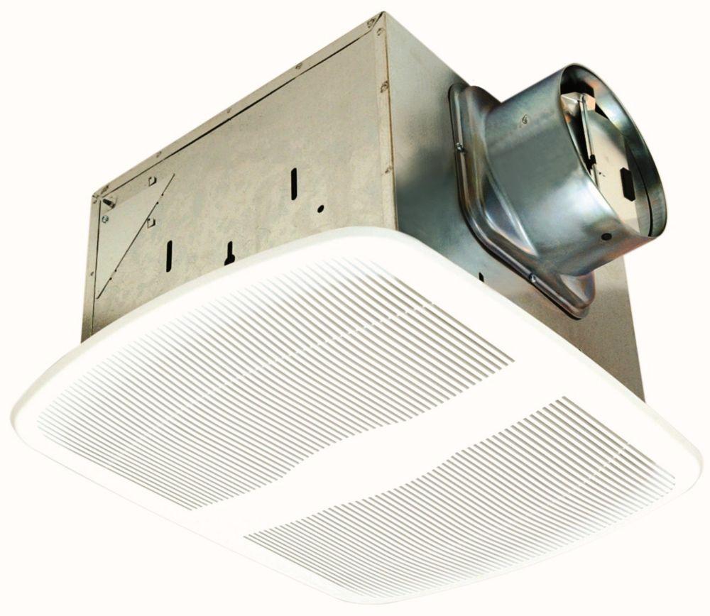 80nt 80 cfm 2 sones energy star 80nte in canada for Zone 0 bathroom extractor fan