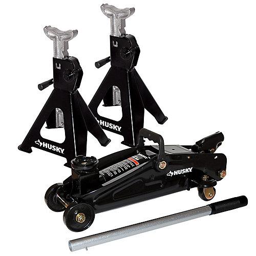 2 Ton Hydraulic Trolley Jack Kit