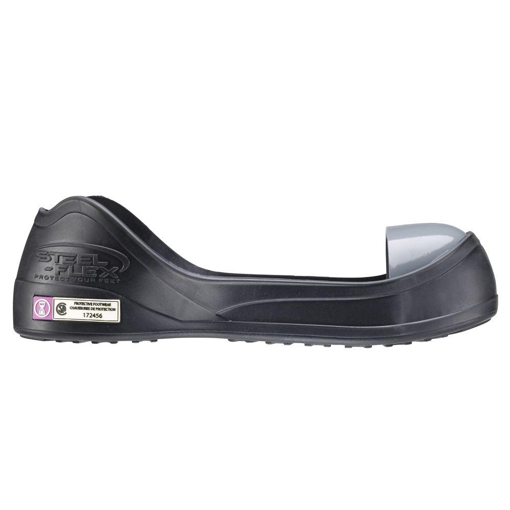Steel-Flex Black CSA Z334 Steel Toe Overshoe  Extra Small