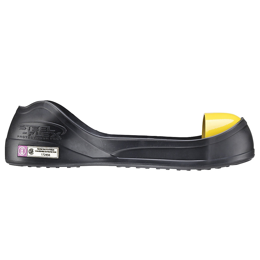 Black CSA Z334 Steel Toe Overshoe  Medium