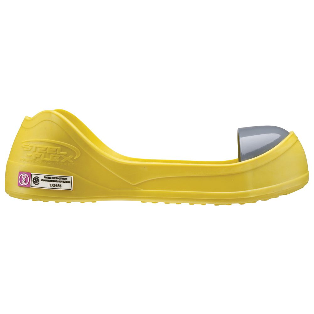 Yellow CSA Z334 Steel Toe Overshoe � Extra Small