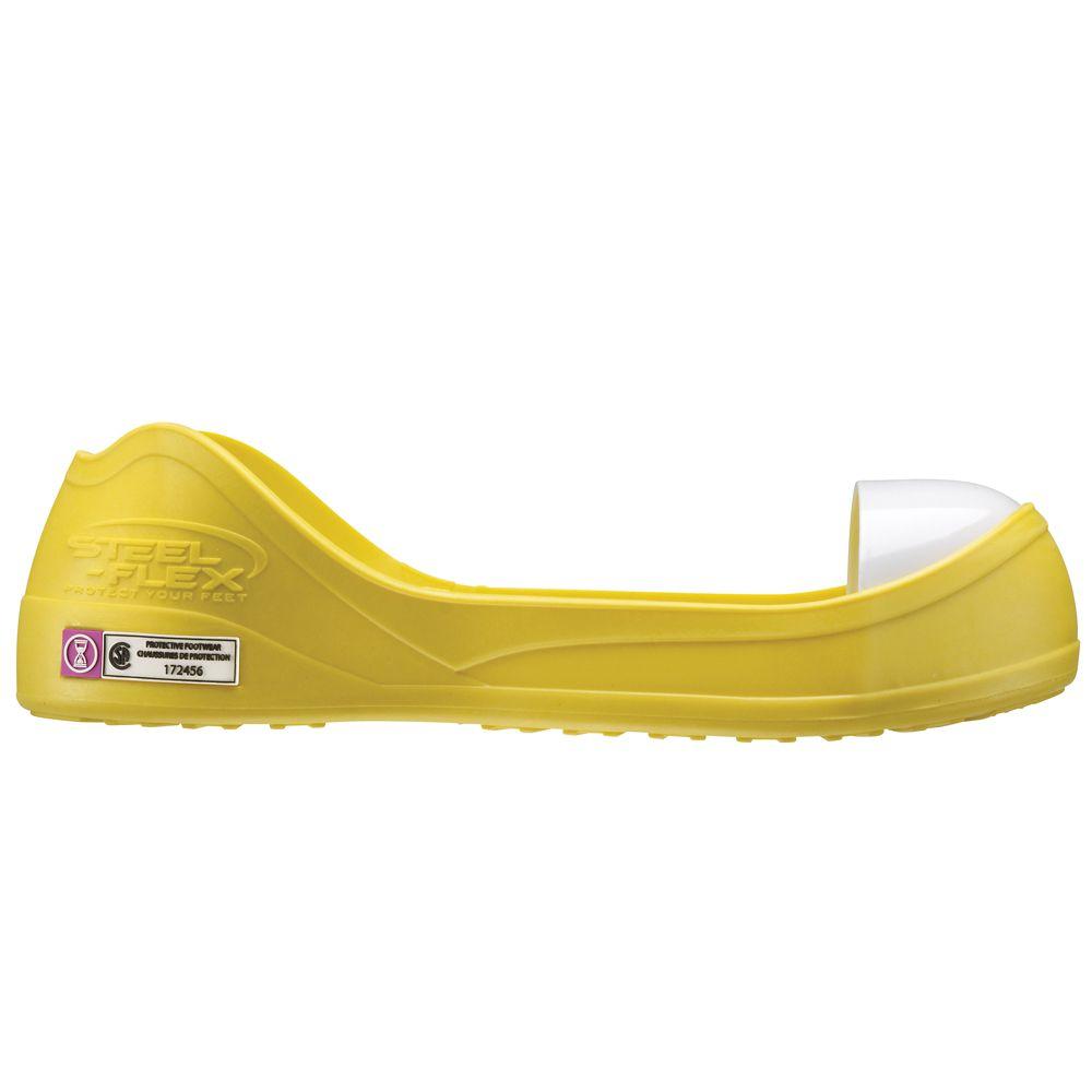 Yellow CSA Z334 Steel Toe Overshoe � Small