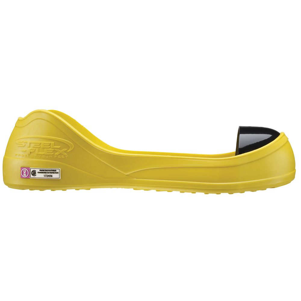 Yellow CSA Z334 Steel Toe Overshoe � Extra Extra Extra Large