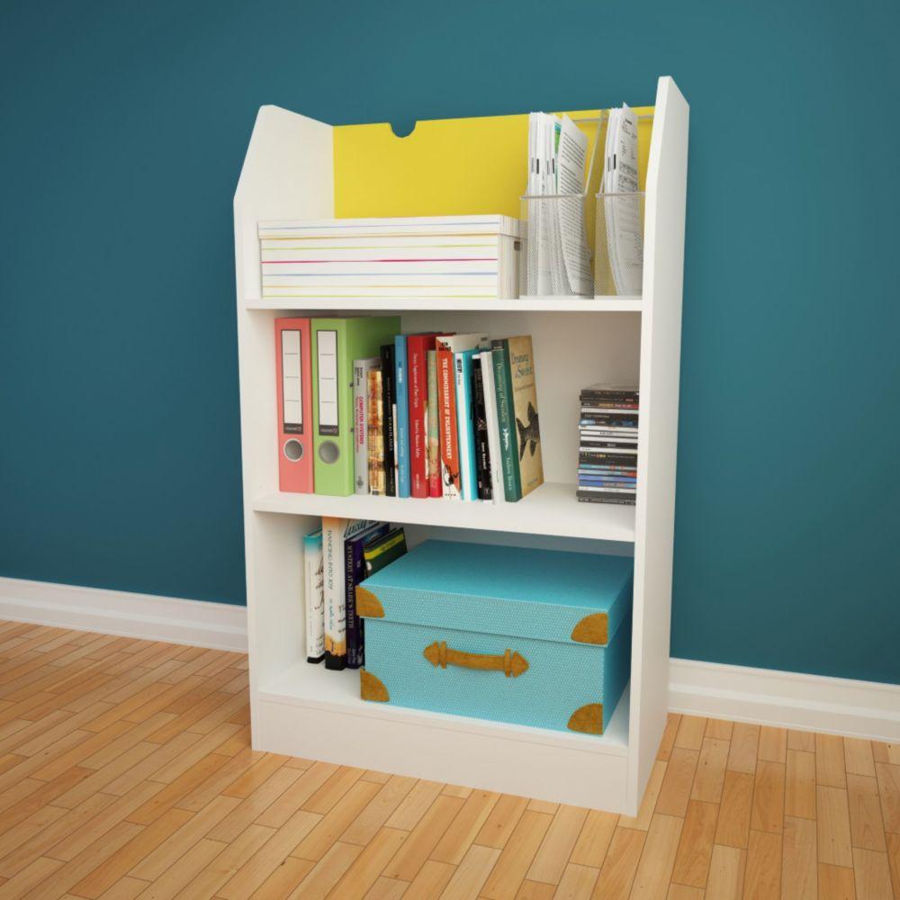 Taxi 3-Shelf Bookcase
