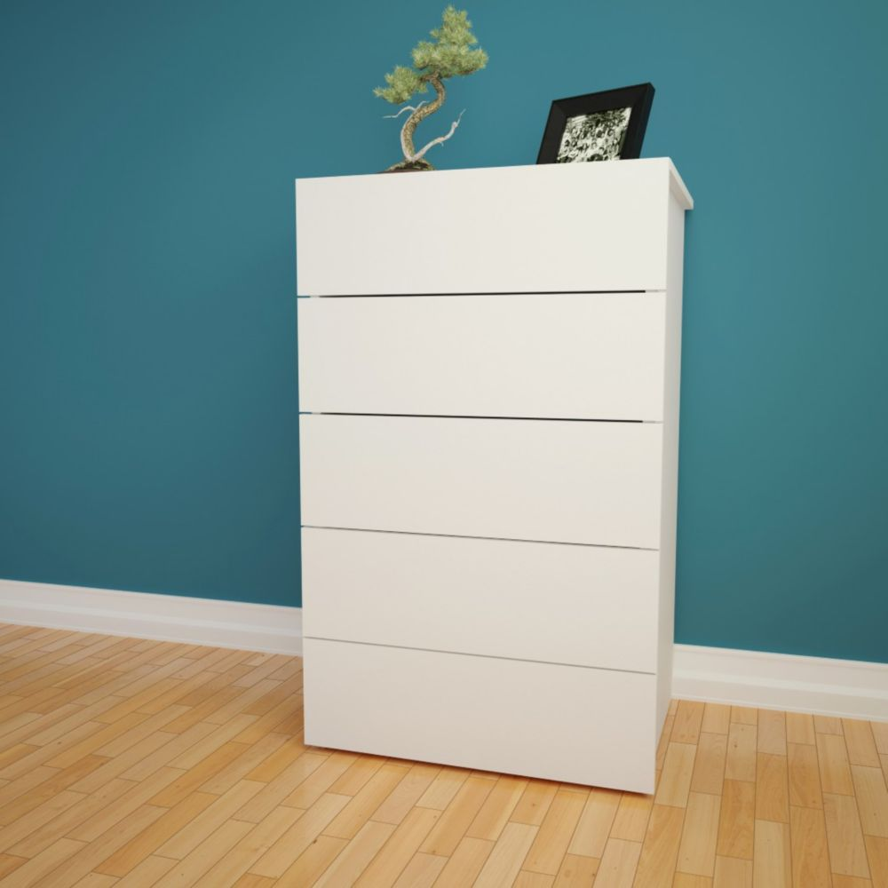 Taxi 5-Drawer Chest