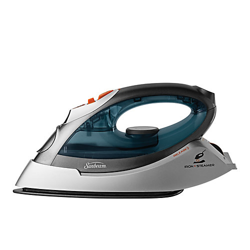 Convertible Iron & Steamer in One