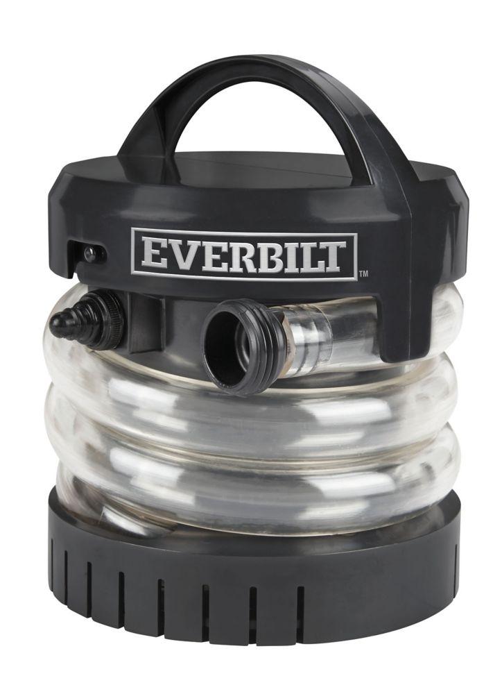 Battery Powered Sub Utility Pump